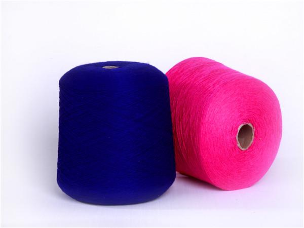 貂绒混纺纱线